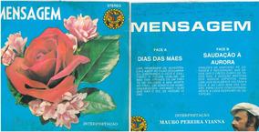 Compacto Vinil Mensagem Mauro Pereira Vianna