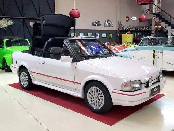 Ford Escort Xr3 - Conversivel