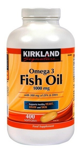 Fish Oil X 400 Softgels
