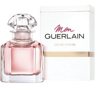 Perfume Importado Mujer Mon Guerlain Edp X 100ml