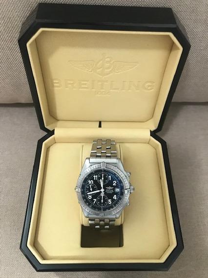 Relógio Original Breitling Blackbird Automatic. 40mm