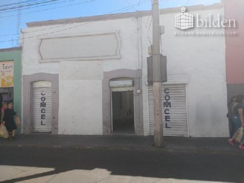 Imagen 1 de 7 de Local Comercial En Renta Victoria De Durango Centro