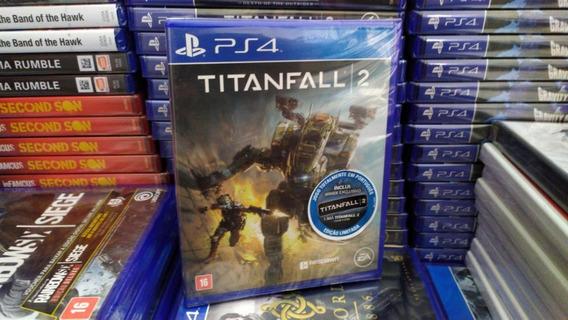 Titanfall 2 Em Português Midia Física Ps4 Lacrado Original
