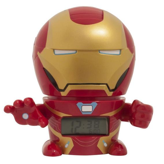 Reloj Niño Avengers Iron Man Lego & Bulbbotz Oficial