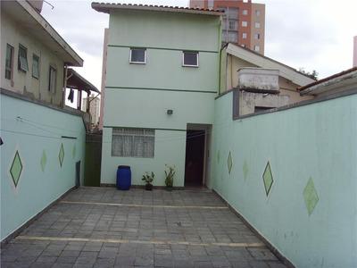 Sobrado Em Vila Matilde, São Paulo/sp De 190m² 5 Quartos À Venda Por R$ 480.000,00 - So235005
