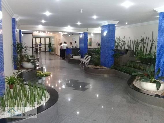 Sala Comercial Mobiliada - Sa0112