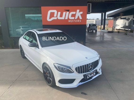 Mercedez C-250 Sport Kit Amg 2016 !!! Blindado !!!