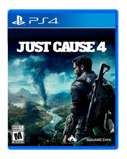 Just Cause 4 Ps4 Digital