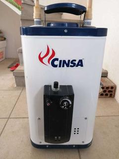 Calentador Cinsa De Encendido Automático 5 Litros Por Minuto