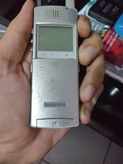 Celular Antigo Slim Samsamg Relíquia