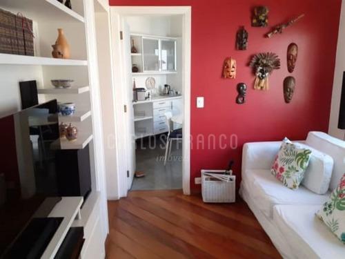 4 Dormitórios (sendo 4 Suítes) - 3 Vagas - Itaim Bibi - Cf40182
