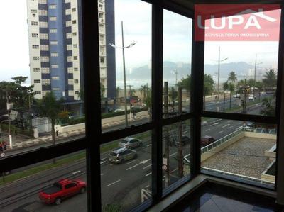 Apartamento 02 Suítes À Venda, José Menino, Santos, Frente Ao Mar. - Codigo: Ap0242 - Ap0242