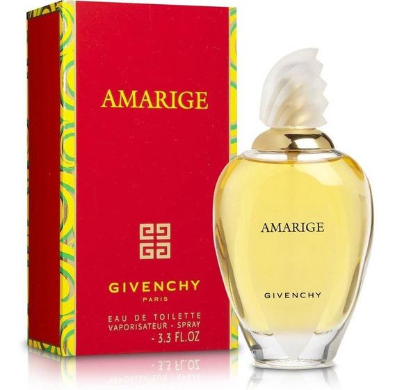 Perfume Feminino Givenchy Amarige Eau De Toilette 30 Ml