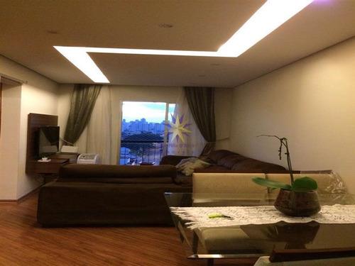 Imagem 1 de 14 de Apartamento Chácara Seis De Outubro São Paulo/sp - 1213