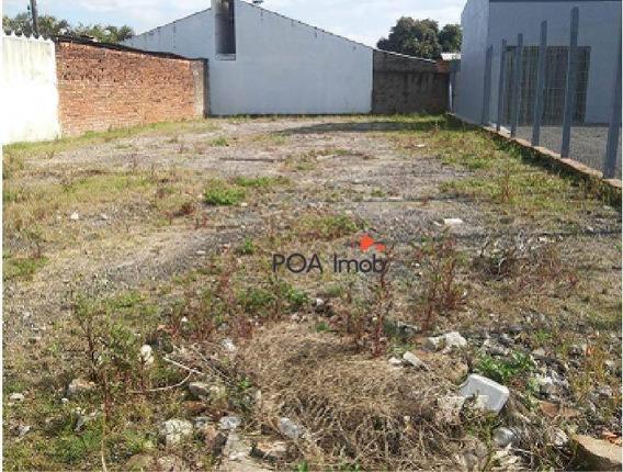 Terreno Residencial À Venda, Centro, Canoas. - Te0061