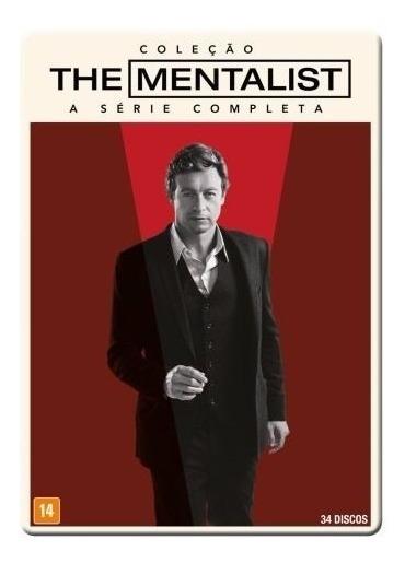 O Mentalista / The Mentalist / A Série Completa