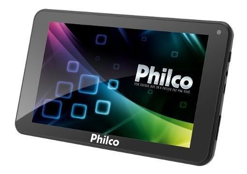 Tablet Philco Ptb7qsg Com Bluetooth Bivolt Vitrine