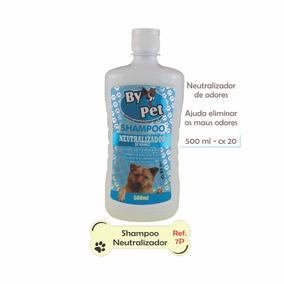 Shampoo Neutralizador By Pet 500ml Cx Com 10un