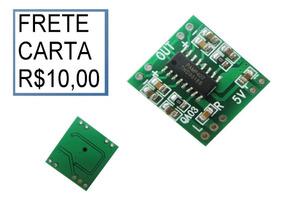 Amplificador Pam8403 2 Canais 3w (r$3/peça)