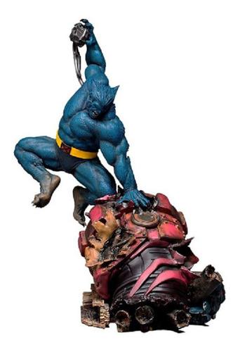 Is Beast (fera) Marvel Comics - Bds Art Scale 1/10 Original