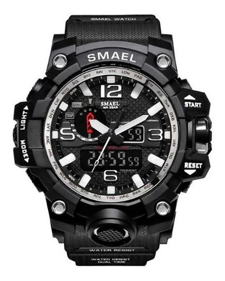 Relógio Esportivo 1545 Smael Varias Cores Frete Grátis