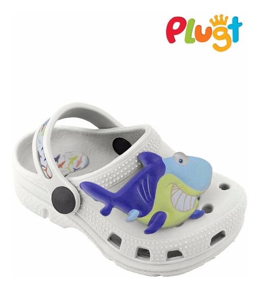 Sandália Plugt Babuche Baby