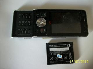 Celular Sony Ericsson W910i Para Uso Y/o Repuestos