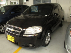 Aveo Emotion Sedan Full