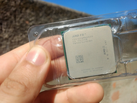 Processador Fx 6100