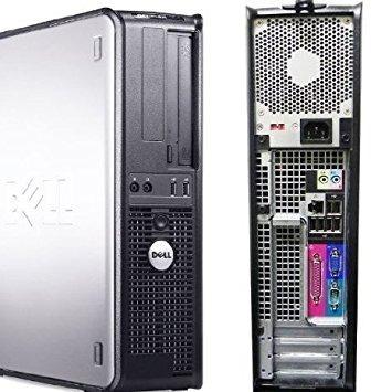 Computador Del Optiplex Core 2 Duo 3.0 Hd160gb + 2 Gigas