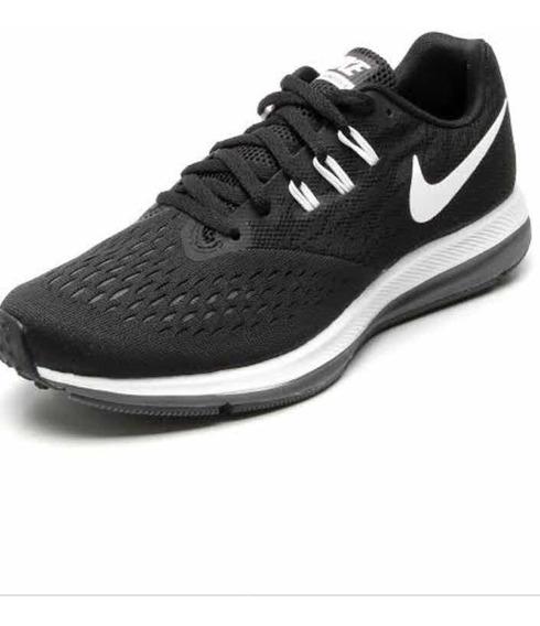 Tênis Nike Zoom Winflo 4 Preto/branco Tam 38
