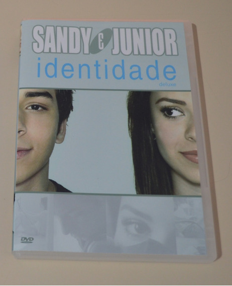Dvd Sandy E Junior