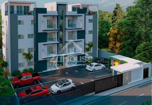 Apartamento En Venta En Planos, 3er Nivel En Los Ál Wpa45 A2