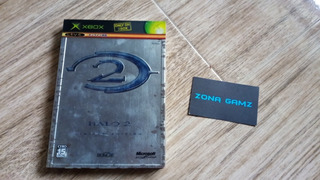 Halo 2 Limited Xbox Zonagamz Japon