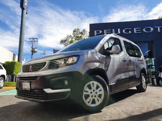 Peugeot Rifter 2020 5p Allure 5p 1.6hdi 90hp Man 5vel 7pl