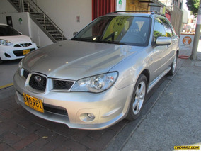 Subaru Impreza 2.0 Awd [gg] At 2000cc 5p