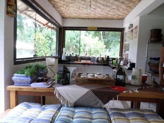 Casa Residencial À Venda, Retiro Do Chalé, Brumadinho. - Ca0022