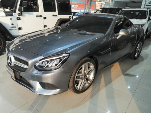 Mercedes Benz Slc-200
