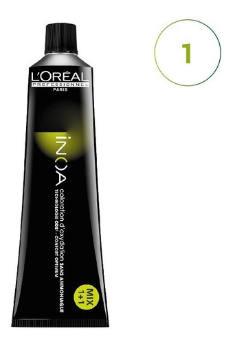 L'oréal Professionnel Tintura Inoa Sin Amoníaco 60ml