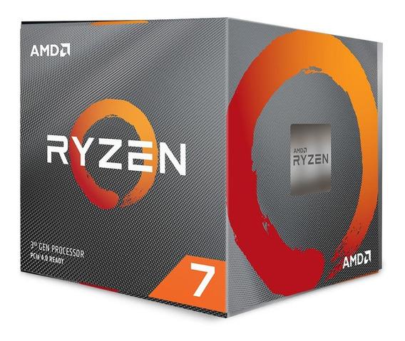 Processador Amd Ryzen 7 3700x (am4 - 8 Núcleos / 16 Threads