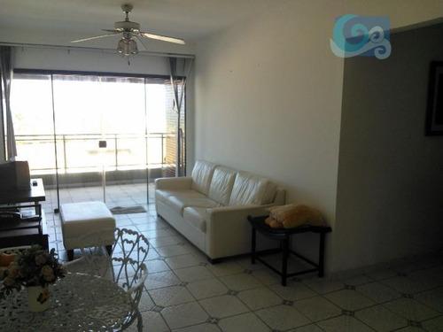 Imagem 1 de 15 de Apartamento Venda E Locação, Praia Da Enseada - Guarujá - Ap3931