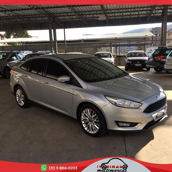 Ford Focus Sedan 2.0 Power Shift Aut. T.flex 2016/2016