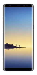 Celular Samsung Galaxy Note 8 Sm-n950f Midnight Black Libre 64gb 6gb Android Octa Core Nuevo Garantia Oficial