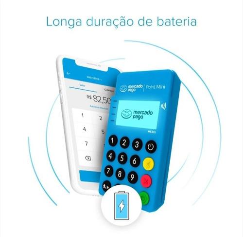 Imagem 1 de 8 de  Point Mini Nfc  A Máquina Que Cabe No Seu Bolso.