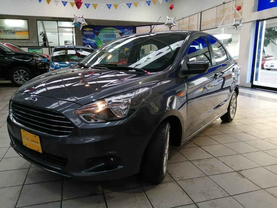 Ford Figo 2017 1.5 Titanium Sedan At