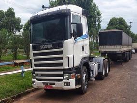 Scania R124 360 - 6x2 - 2000