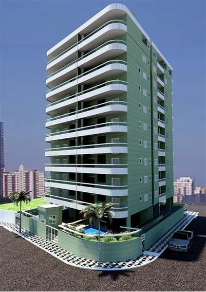 Apartamento Em Praia Grande Jardim Real R$ 240 Mil Cnd 205