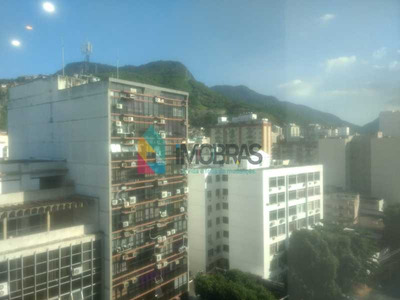 Sala Comercial Na Tijuca Com Vaga De Garagem, Clinica De Oncologia Com Equipamento Completo!! - Cpsl00084