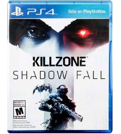 Jogo Ps4 Killzone Shadow Fall - Seminovo