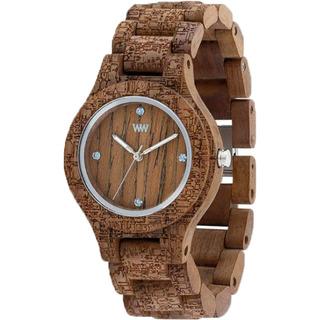 Relógio De Madeira - Wewood Antea - Wwan11